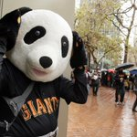 Yes, the pandas made it to #SFGParade (AP Photo) http://t.co/V4avDC5Llk