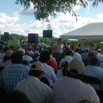 @ferortegab subraya que trabajará hasta el ultimo día de su admón., para impulsar el progreso del campo #Campechano. http://t.co/m0MEivWtxS