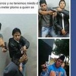 Paraguay: Delincuentes publican sus fotos en la cuenta de Facebook de su víctima http://t.co/wMW3dE7Esu http://t.co/S8j6HZPbIb