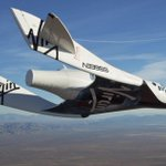 Virgins Galactic SpaceShipTwo has crashed in the Mojave Desert about 20 miles north of Mojave- 2 pilots on board http://t.co/f9DubVwH86