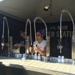 Heres a free water station at @VoodooNola. Flavors also available. http://t.co/7KmKeVH0FB