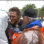 """I'm grateful for this moment right now,"" Hunter Pence. WATCH LIVE: http://t.co/qzMZSre1y0 #SFGiants http://t.co/lJuFPSovGv"