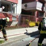 Concepción Explosión por fuga de gas en departamento de Freire 1112,  dos personas lesionadas. http://t.co/N1ALkLSgHF