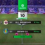Ya en directo, desde Riazor, con el Deportivo-Getafe. CANAL+ Liga. http://t.co/Luea6jy51O