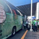 Ya estamos en el Aeropuerto Internacional de Monterrey, a punto de partir hacia Guadalajara. http://t.co/xJEHGDh3s8