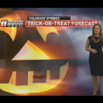 VIDEO: #Halloween evening forecast for the Pikes Peak region http://t.co/9vWIr3kxdQ via @ChristineKKTV #cowx http://t.co/0qUZMSgkjC