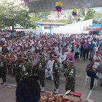 La Plata a la espera de Minagricultura Auerelio Iragorri y el Gobernador del Huila @Carlosmiriarte http://t.co/01qBtp9T3Y
