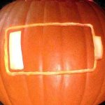 The scariest sight a tech nerd can see is carved simply on this pumpkin. http://t.co/Aw9PAczObf http://t.co/3886qBVXYl