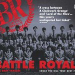 NOV 14: Could you kill your best friend? Kinji Fukasakus BATTLE ROYALE (2000) is our Friday Late Movie. #Vancouver http://t.co/LQoXUNie18