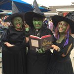 The Three Wicked Witches of Harvest Festival at @mayfieldjs! http://t.co/IS9grYOSFC