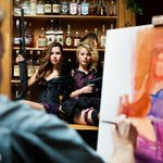 """Ten years and counting, #Seattles own """"#Whiskey Women"""" #artist is still at it & going strong: http://t.co/GYNbI2BO91 http://t.co/qjDZ3BUXpF"""