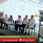 El Presidente @EPN comienza a materializar actos de justicia con #Campeche : Gobernador @ferortegab http://t.co/oScsEz2OhP