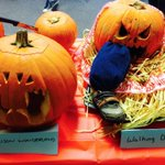 Entries in our staff #Halloween pumpkin carving contest: http://t.co/3GVl7dIdQ9
