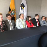 Inicia Conferencia de Prensa del Pleno de la Corte Constitucional sobre el caso 0001-14-RC. #Guayaquil http://t.co/xERFOymFax