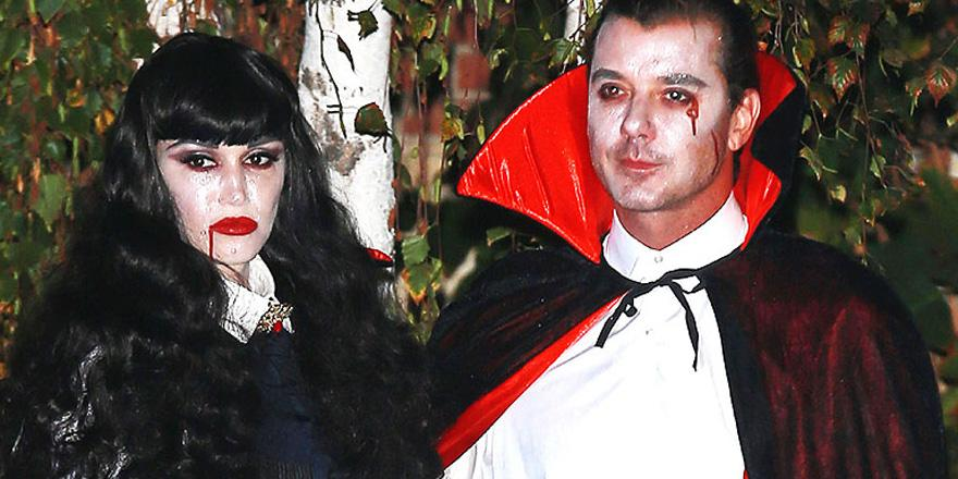 And this is how you do Halloween. @GwenStefani @GavinRossdale