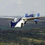 Protótipo de carro com asas voaria de São Paulo a Florianópolis http://t.co/AG2aotiFgu http://t.co/nmPaGqyQhS