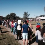 Line to enter @VoodooNola on Fri afternoon. Maybe more ticket scanners are needed? http://t.co/lX8K2bLwTf