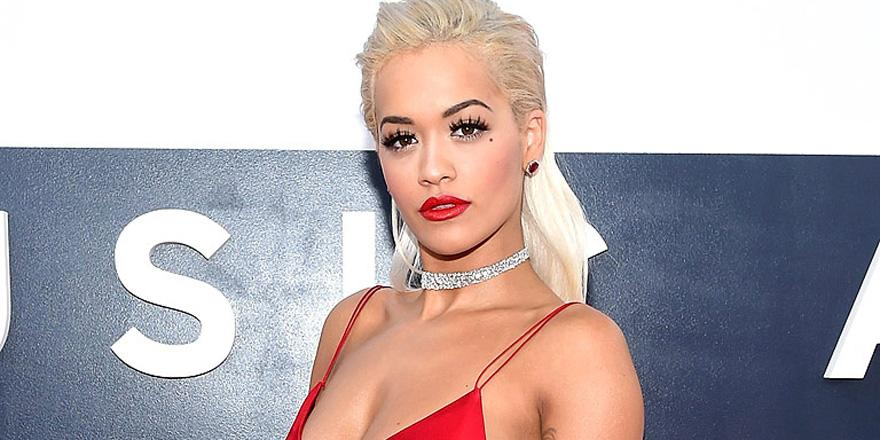 "Life advice from @RitaOra: ""Stand naked in front of the mirror and say, 'I'm f--king sexy.'"""