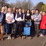 Were out at 11am & 2pm on Saturday for some sunny #LabourDoorstep. Get in touch to join us http://t.co/PymrZGqHhJ