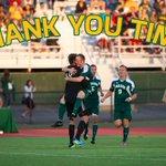 Congratulations to our senior, Timi Mulgrew! #ThankYouTimi http://t.co/0EtL2CSR81