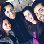 RT @TarannumThind: Hanging out wid these beautiful people this afternoon :) @salim_merchant @ShwetaPandit7 @vipulmehtamusic @SSLIVE2014 htt…