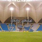 عاااااااجل / تيفو #الهلال اليوم في نهائي دوري أبطال آسيا - روووووعة  http://t.co/dLc3GP8Qy0