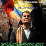 Hasta la Victoria Siempre Compañero Presidente @MashiRafael !! #Reelección #Venceremos #PatriaParaSiempre @Correistas http://t.co/cwq8NU7bOq