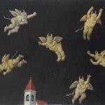 Con nuestra colección también celebramos el Día de los Muertos y la Noche de Brujas. La Noche, de Fernando Botero. http://t.co/wA5hmUcTAX