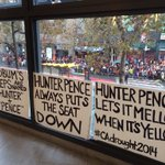 #hunterpencesigns #SFGiantsParade @SFGiants @hunterpence @ArtisVentures http://t.co/72wUWI9Rws