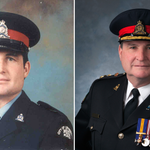 As Police Chief Tom McKenzie gets ready for retirement, heres a look at him when hired in 1976 and today. #YQL http://t.co/BbL5VDmTVh