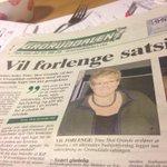 I Oslo varsler @venstre svære kutt i Groruddalssatsingen, mens de nasjonalt later som de er for. Frekkhetens nådegave http://t.co/IHuVAkHQEQ