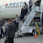 The Irish have arrived in Washington D.C. #BeatNavy http://t.co/wsEA1VzXsS