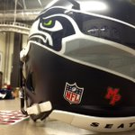 """""""MP"""" decals on our helmets this Sunday. #MPStrong @MPHSTomahawks [http://t.co/Q2XmNGVagz] http://t.co/6JCHpjllAQ"""