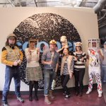 "All of the @cooper #Halloween ""#SanFrancisco mash-up"" costumes in one pic. Can you name them all? http://t.co/9gCE2rTg4D"