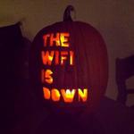 Scary pumpkin http://t.co/mel4A3wQTx