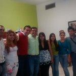 Gracias chav@s por acercarse al @prigpd para trabajar en el Gómez y en el Durango que queremos! http://t.co/93C2Xt1fjd