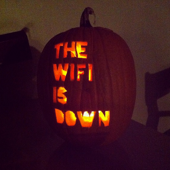 The scariest thing you could see all night. http://t.co/OhX0HXeVyU
