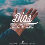 Es Dios quien extiende su mano cuando muchos te dejan. http://t.co/6Sq0eNpWVz