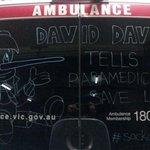 .@Vic_Premier #ambulancecrisis @ambulancecrisis #sackdaviddavis for #BetterVic #springst #vicpol #vicvotes http://t.co/bxZAU3QaPR