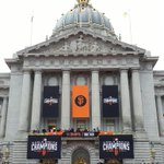 Champions. Everywhere you look. #SFGParade #SFGiants http://t.co/Gt1ZwC32vc