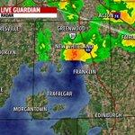 RADAR UPDATE 6:30PM: Mix of rain, sleet and #snow Johnson Co #inwx @FOX59 http://t.co/mkKvOvfB0s