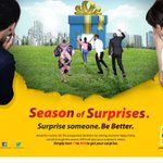Happy New Month Tweeps, Its the season of SURPRISES!!  Get ready to be surprised #YelloEleven http://t.co/TVGmLSaosR