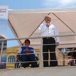 CZ1 Ministerio de Turismo presente en #Feria Ciudadana organizada por @goberimbabura homenaje a #Otavalo @TurismoEc http://t.co/0wQpZiZWXZ