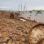 Nível de água nos reservatórios deverá ser o menor da história em novembro. http://t.co/Ww6tD5FqhG http://t.co/Jr4DXCBJP0