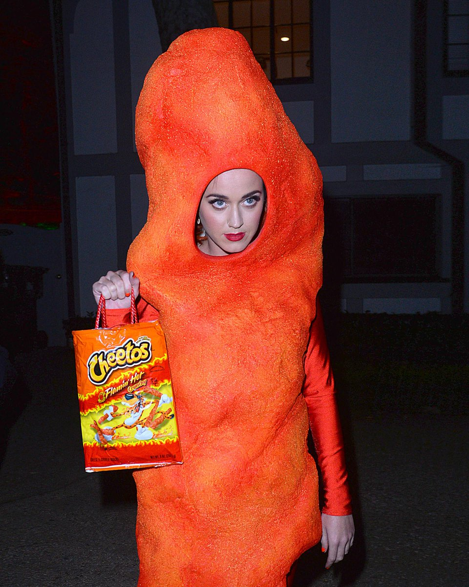 Reminder that @KatyPerry already won Halloween: