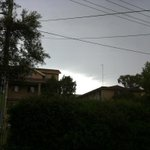 Rain , thunder now in st Marys nsw @Sandra_Sully @smh @WeathermanABC @TenNewsSydney @thedruitt @Channel7 @smh http://t.co/98nLFDYw0y