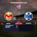 ¡Silbatazo final! Monterrey no pudo con el peor del Torneo. @FuerzaMonarca 2-1 @Rayados http://t.co/qIFc60WPld http://t.co/DwpkZsjzUI