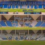 عاااااااجل / تيفو #الهلال اليوم في نهائي دوري أبطال آسيا - روووووعة ???????? ( #GetIt ) يعني جيبوها http://t.co/orv5ekkELt
