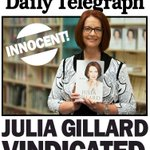 The Daily Telegraphs alternative front page for yesterday. #auspol http://t.co/L9frpTgVSF