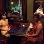 Some scary customers here tonight! #HappyHalloween #Halifax http://t.co/bSEwjqxoIU